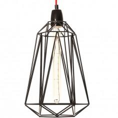 Lampe baladeuse Diamond 5 noire