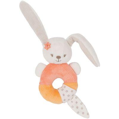 Hochet anneau Mia le lapin Nattou