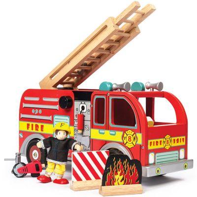 Camion de pompier  par Le Toy Van