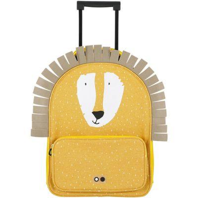 Valise trolley Mr. Lion  par Trixie