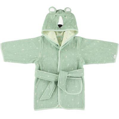 Peignoir ours Mr. Polar Bear (3-4 ans)  par Trixie