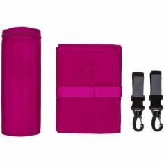 Accessoires pour sac Glam Signature fuchsia