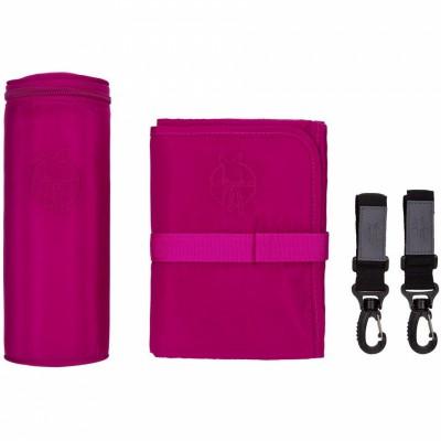 Accessoires pour sac Glam Signature fuchsia   par Lässig