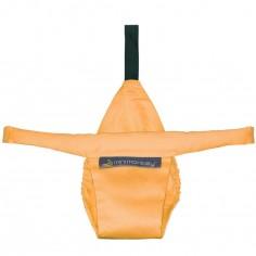 Mini siège de maintien orange