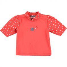 Tee-shirt anti-UV Ocean girl (9-12 mois)