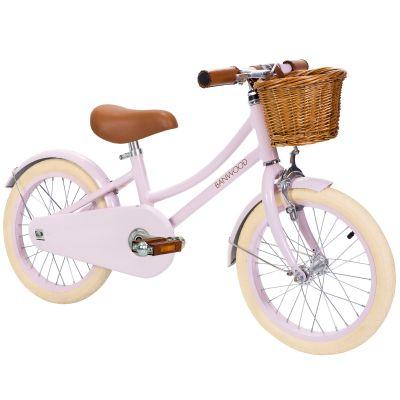 Vélo enfant Classic Bicycle rose clair  par Banwood
