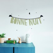 Sticker Bonne nuit - Mimi'lou