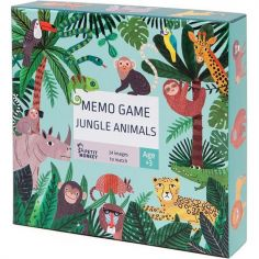 Memo Animaux de la jungle