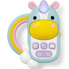 Téléphone bébé Zoo Licorne