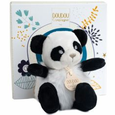 Peluche Minizoo Panda (15 cm)
