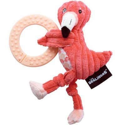 Anneau de dentition Flamingos  par Les Déglingos