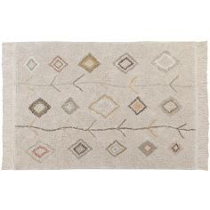Tapis lavable Kaarol Earth (120 x 160 cm)