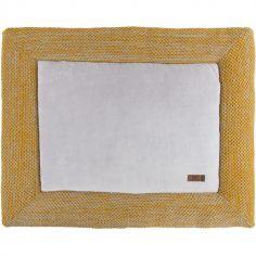 Tapis de jeu jaune River (75 x 95 cm)