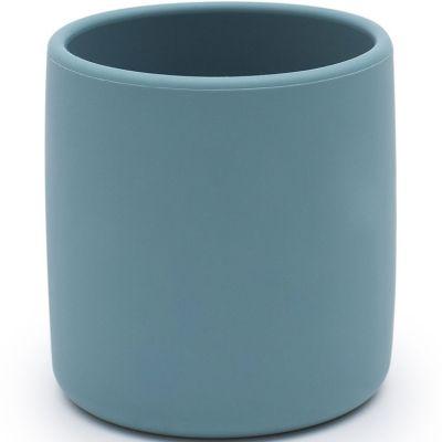 Gobelet en silicone bleu (220 ml)  par We Might Be Tiny