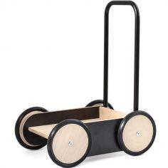 Chariot de marche Baby walker noir