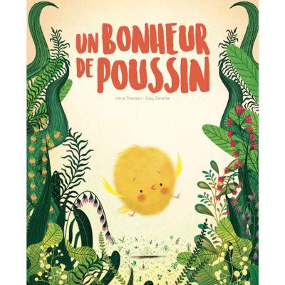 Livre Un bonheur de poussin Sassi Junior