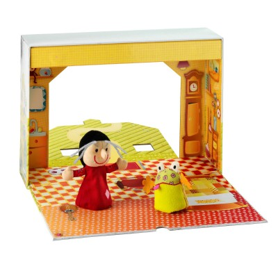 th tre marionnettes doigts lilliputiens. Black Bedroom Furniture Sets. Home Design Ideas