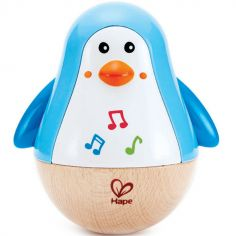 Culbuto pingouin musical