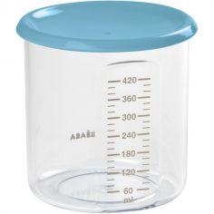 Pot de conservation Maxi+ portion bleu (420 ml)