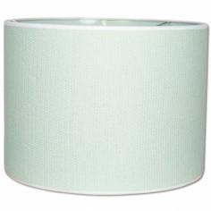 Abat-jour Classic vert menthe poudré (30 cm)