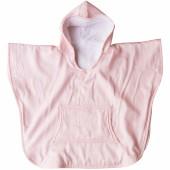 Poncho de bain Pink Bows (2-4 ans) - Les Rêves d'Anaïs