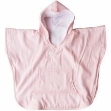 Poncho de bain Pink Bows (2-4 ans)  par Les Rêves d'Anaïs