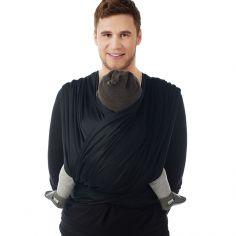 Echarpe de portage BB-Slen Trend noire (5,6 mètres)