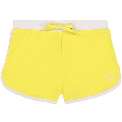 Maillot de bain short anti-UV Screech yellow (2-3 ans)