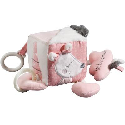 Cube d'activités Lilibelle  par Sauthon Baby Déco