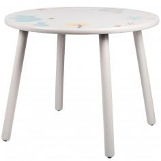 Table Denfant En Bois Les Papoum