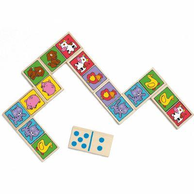 Domino-nimo (28 pièces)  par Djeco