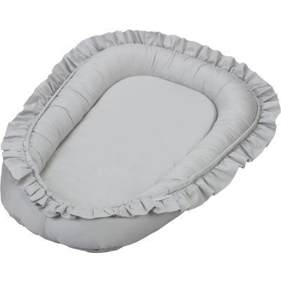 Réducteur de lit gris clair  par Cotton&Sweets