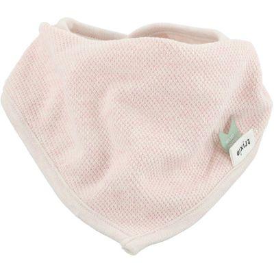 Bavoir bandana Grain rose  par Trixie