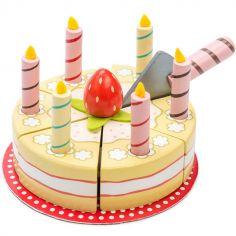 Gâteau d'anniversaire à partager Honeybake