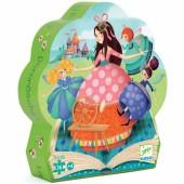 Puzzle Belle au bois dormant (36 pièces) - Djeco