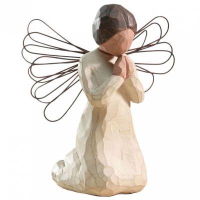 Statuette Ange de la prière\