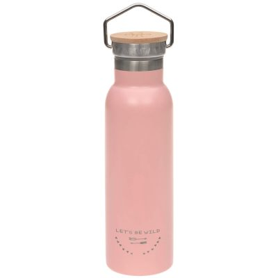 Thermos rose Adventure (460 ml)  par Lässig
