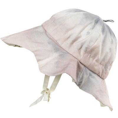 Chapeau d'été Embedding Bloom Pink (0-6 mois)  par Elodie Details