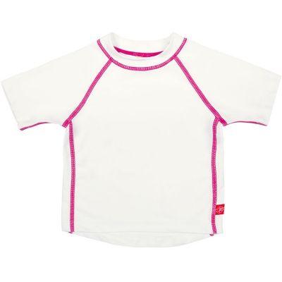 Tee-shirt de protection UV à manches courtes Splash & Fun blanc (36 mois)  par Lässig