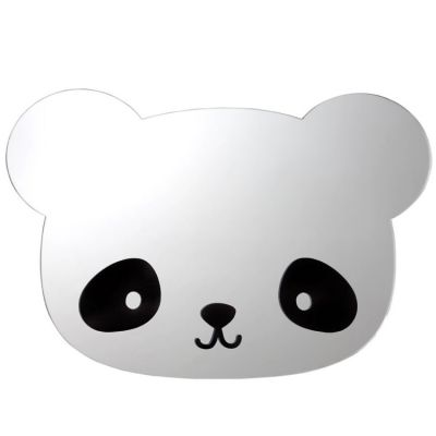 Miroir décoratif Panda/Ours  par A Little Lovely Company
