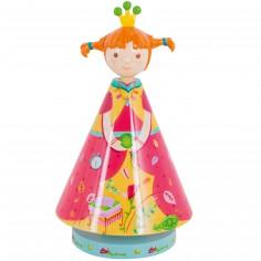 Lampe d'ambiance Luciole la Princesse aux petits pois