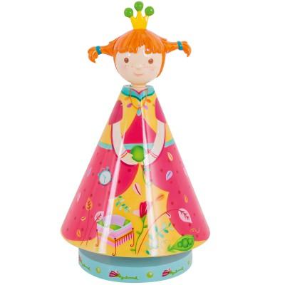 Lampe d'ambiance Luciole la Princesse aux petits pois  par L'oiseau bateau