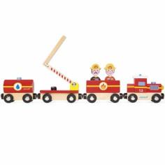 Train de pompiers Story