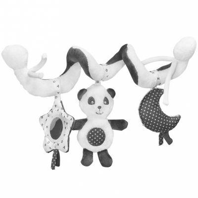 Spirale d'activités panda Chao Chao  par Sauthon