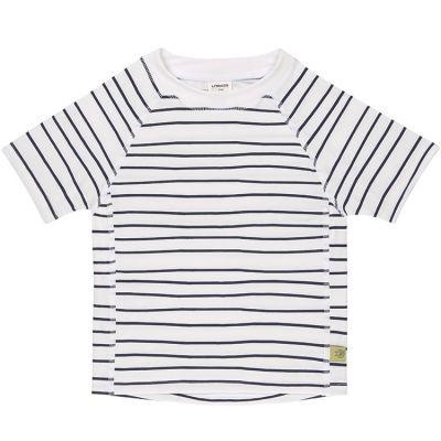 Tee-shirt anti-UV manches courtes Marin bleu (6 mois)  par Lässig