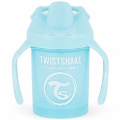 Tasse d'apprentissage bleu pastel (230 ml)