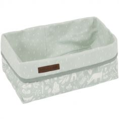 Panier de toilette Adventure mint (25 x 15 cm)