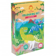 Kit de coloriage Dinosaures