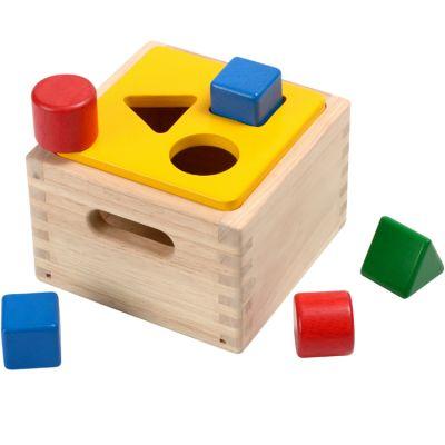 Boite à formes  par Plan Toys