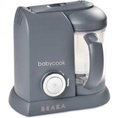 Robot cuiseur Babycook Solo gris foncé